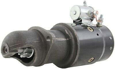 Starter Allis Chalmers B 1938-54 1940-49 1950-54 C 4-125 Gas Engine CA