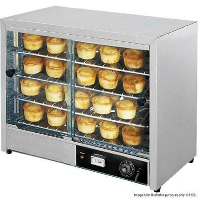 FE/ 865 mm Pie Warmer or Hot Food Display - DH-805E
