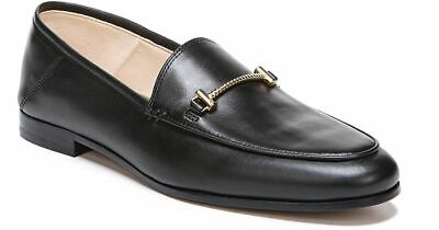44fa9a5991a56c SAM EDELMAN LIOR Women s Black Leather Loafer Size 7 M  120 -  59.99 ...