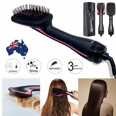 Revlon Pro Collection Salon One-Step Hair Dryer Brush and Styler Volumizer Comb