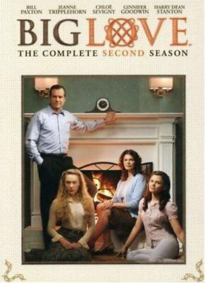 Big Love - The Complete Second Season, New DVD, Big Love,