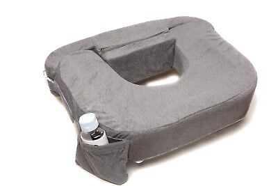 My Brest Friend Nursing Pillow - Twin Grey,,<