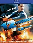 12 Rounds (Blu-ray Disc, 2009, Canadian; Rated/Unrated)
