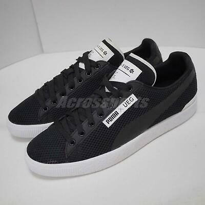 Puma Court X UEG With SAMPLE Shoe Label Men Shoes Sneakers US10 361496-01 8bf90ff95
