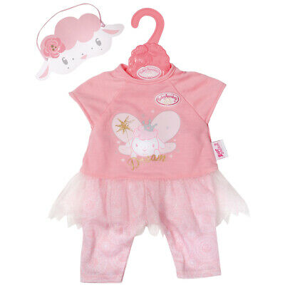 Baby Annabell Sweet Dreams Fairy 43cm Doll Clothes Outfit