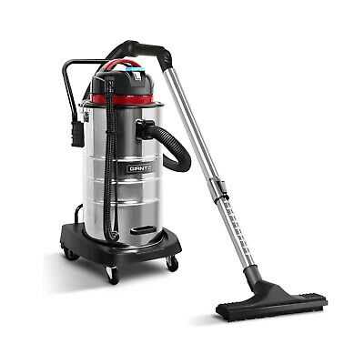 60L Industrial Bagless Wet & Dry Vacuum Cleaner and Blower Drywall Vac @TOP