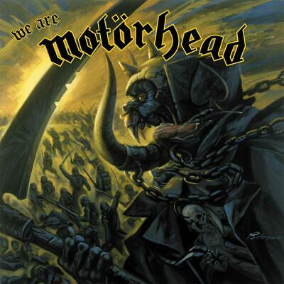 Motorhead - We Are Motörhead CD ALBUM NEW (27th MAR)