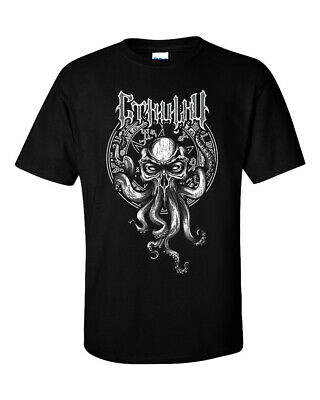 Call of Cthulhu Cultist H.P. Lovecraft Inspired T-Shirt