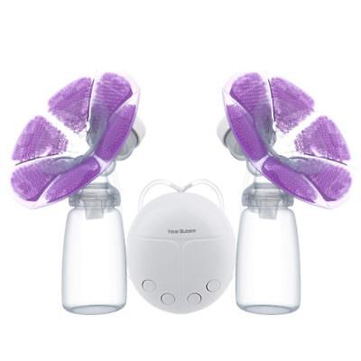 AUTOLOVER Electric Breast Pump Double Breast Pump Hands-Free Breastpump