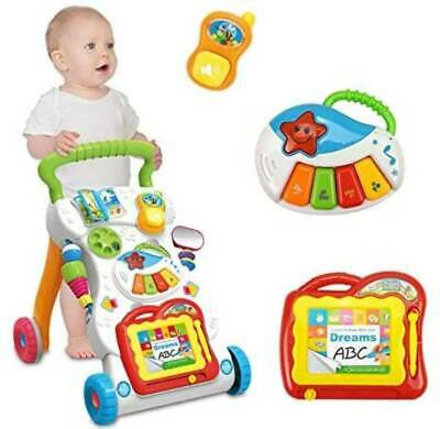 Little bambino Sweety Walker 2 In 1 Musical Sounds Push Along