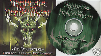 HARDCORE FOR THE HEADSTRONG The Resurrection (CD 2000) Mix by Omar Santana