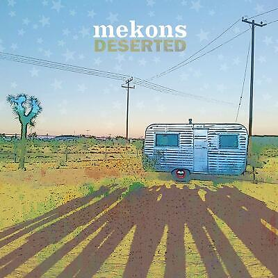 Mekons - Deserted CD ALBUM NEW (27th MAR)
