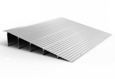 """EZ Access TRANSITIONS 1"""" Threshold Entry Ramp for wheelchair, scooter, walker."""