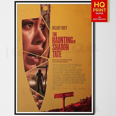 The Hunting Of Sharon Tate Daniel Farrands Movie 2019 Poster | A4 A3 A2 A1 |