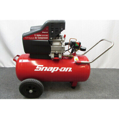 Snap-on 11 Gallon 2 HP Air Compressor  - IN STORE PICKUP ONLY