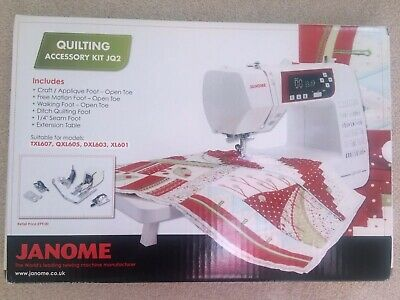 Janome Quilting Accessory Kit JQ2