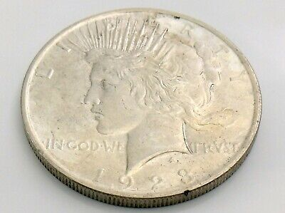 1923 Liberty E Pluribus Unum One 1 Dollar United States Circulated Coin I832