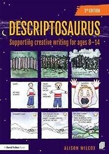 Descriptosaurus : Supporting Creative Writing for Ages 8-14