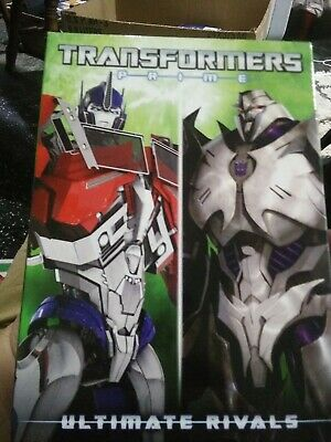 Transformers Prime: Ultimate Rivals [Brand New DVD]