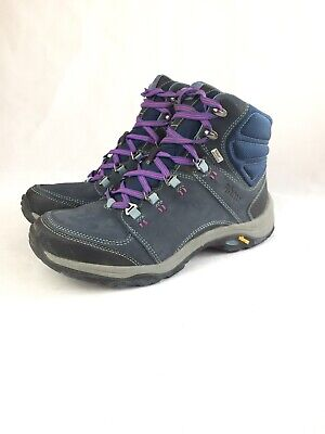 "afc55636f Ahnu By Teva Montara Iii Boot Event ""Blue Spell"" Womens Hiking Boots Size  7.5"