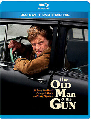 Old Man And The Gun (Blu-ray New)