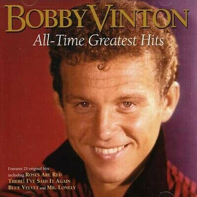 All-Time Greatest Hits - Bobby Vinton (CD New)