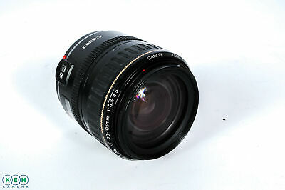 "Canon 28-105mm F/3.5-4.5 Macro USM EF Mount Lens {58} ""AS IS"""