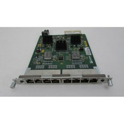 Juniper JXU-8GE-TX-S 8-Port Gigabit Ethernet Module For SSG-320M-SH