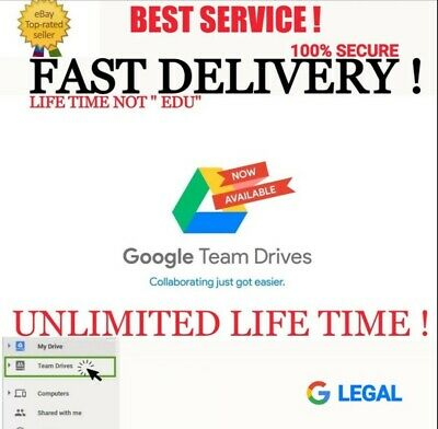 1+1 Unlimited Google Drive On Existing Acc Unlimited Storage Google Drive