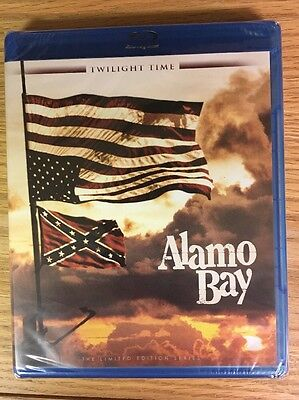 Alamo Bay Twilight Time Blu-Ray Brand New and Factory Sealed!
