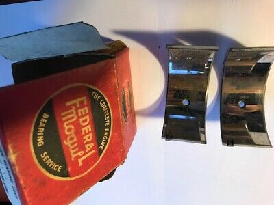 NORS Mopar 1311121 Engine Bearings Rod .040 DS, C 6 Cyl 37-54, 37-59