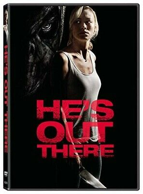 He's Out There (DVD New)