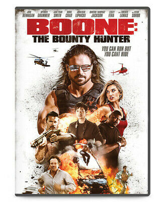 Boone: The Bounty Hunter (DVD New)
