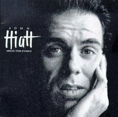 Bring The Family - John Hiatt (CD New)