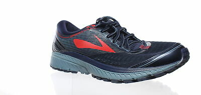 BROOKS MENS GHOST 10 Navy/Blue/Red
