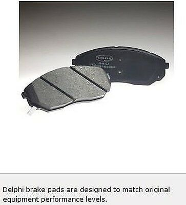 For Jaguar Xf 2.7Td 2008-2009 New Front Brake Pads Set Eo Quality