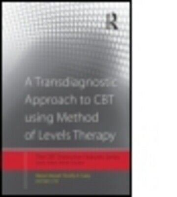 The CBT distinctive features series: A transdiagnostic approach to CBT using