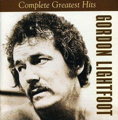 Complete Greatest Hits - Gordon Lightfoot (CD New)