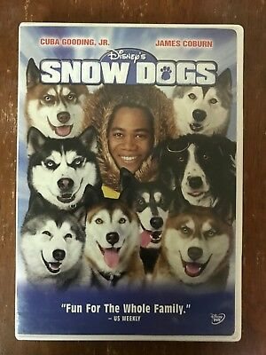 Snow Dogs (DVD, 2002)**Cuba Gooding Jr.*Disney