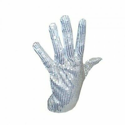 Non Light Up Michael Jackson Right Hand Sequin Glove