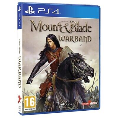 Mount & Blade Warband PS4 Game