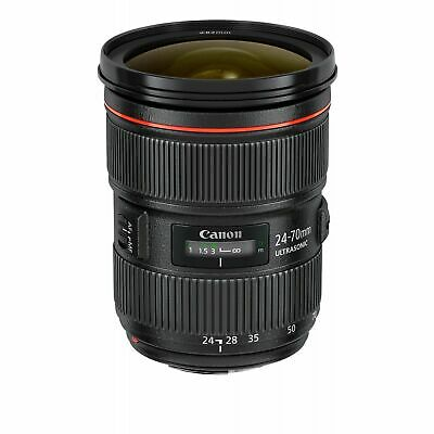 Nuovo Canon EF 24-70mm f2.8L II USM Lens
