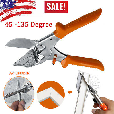 Multi Angle Trim Cutter Precision Trimming Cutting Blade Hand Tool 45-120 Degree