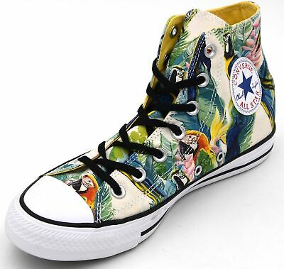 c4aa9bf92602f Converse All Star Donna Scarpa Sneaker Casual Art. 152707C Ctas Print Hi  Amazon