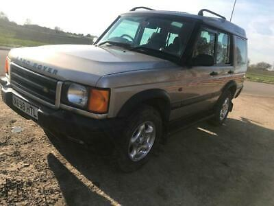2001 Land Rover Discovery 2.5 TD5 ES 5dr (7 Seats)