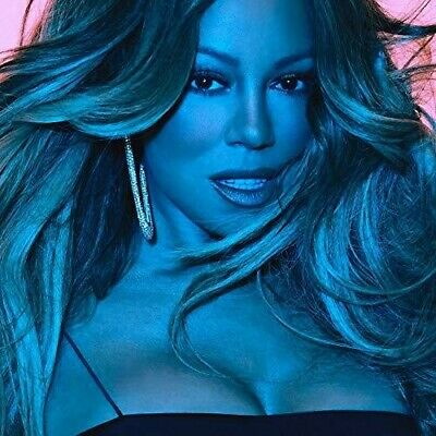 Caution - Mariah Carey (CD New) Explicit Version