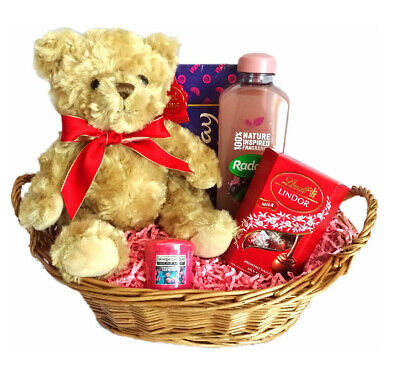 Birthday Gift Basket For Her Mothers Day Auntie Sister