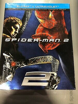 Spider-Man 2 Pre-owned Bluray Disc without Digital Copy