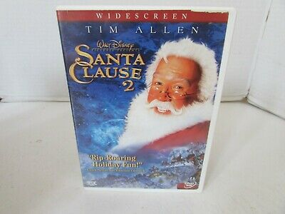 The Santa Clause 2 (DVD, 2003, Widescreen) USED GENTLY  L53C