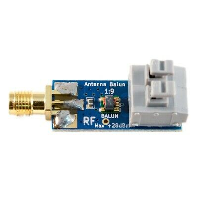 Balun One Nine': Tiny Low-Cost 9:1 Balun; Long Wire HF Antenna RTL-SDR O9M2